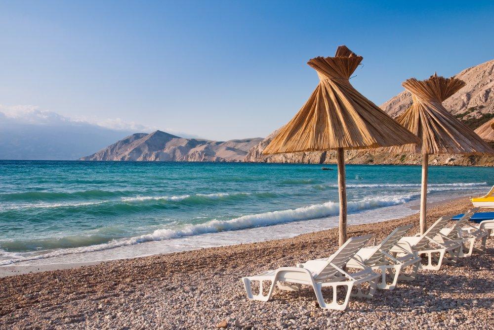 Nejvhodnejsi Plaze Pro Deti V Chorvatsku